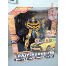 Transformers Bumblebee - Nivel 4 - Eletrônico - Hasbro Novo