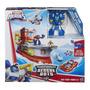 Transformer Rescue Bots Navio De Resgate / High Tide Hasbro