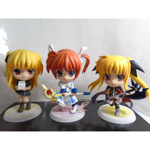 Mahou Shoujo Lyrical Nanoha - Sd - Anime Fate Nendoroid