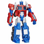 Transformers Optimus Prime Mega Cyber Hasbro Pronta Entrega