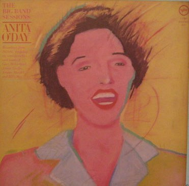 Anita Oday - The Big Band Sessions - Duplo Lp - 1983