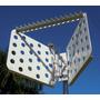 Antena Larga-banda 0.7-3ghz Emctest P/ Telefonia Gsm, 3g