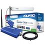 Kit Aquário Rp-1860 Repetidor De Sinal Antena+cabo+aparelho