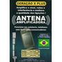 Antena Amplificadora Sinal Celular Geração X Plus