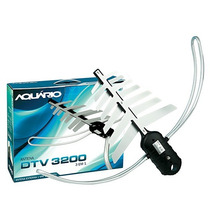 Antena Tv Digital Externa Aquario Dtv-3200 Vhf/uhf E Hdtv