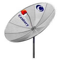 Antena Parabólica Century De 1.90mts - Kit Completo