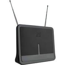 Antena Interna Amplificada 42 Db Vhf Uhf One For All Sv9424