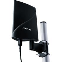 Antena Tv Digital Amplificadora Externa Uhf/vhf/fm/hdtv