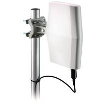Antena Amplificada Tv Digital Externa 18db Philips