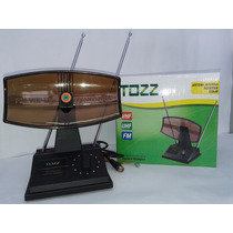 Antena Interna Papola P/tv Vhf/uhf/fm Fita+cabo F Tozz