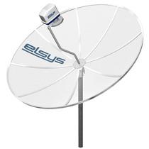 Antena Parabólica Elsys De 1.50mts - Sem O Receptor