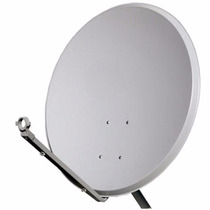 Antena Parabólica Banda Ku 60cm C/ Lnbf Ku