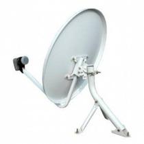 Antena Ku 60 Cm Logo Sky Claro Livre