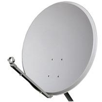 Antena Parabólica Banda Ku 60cm - Kit Completo - Novo