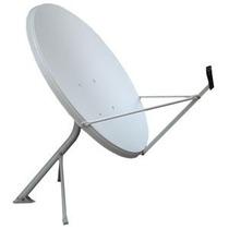 Antena Mini Parabolica Chapa 0.90cm