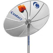 Antena Century 1.70mt Monoponto Sem Receptor - 16