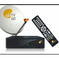 Antena Oi Tv Livre! Kit Completo E Com Garantia De 1 Ano.