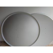 Antena De 90 Centimetro Com Lnbf Universal Gratis