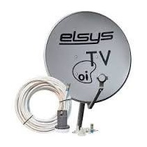 Antena 75 Cm Oi Tv Completa, Arcoverde, Garanhuns E Região.