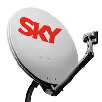 Antena Sky Caixa Com 4 Antenas
