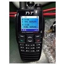 Ht Tyt Dm - Uvf10 Vhf/uhf Analogico E Digital Mais Gps