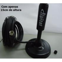 Antena Hd Digital 360º De Recepção