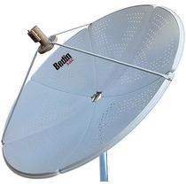 Antena Parabólica Chapa 1,5m Banda C/ku