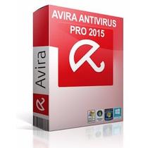Promoção Avira Antivírus Para 3 Pcs Válido Até 2020 Original