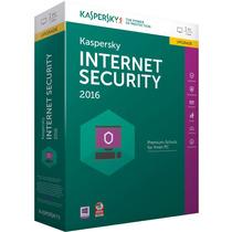 Kaspersky Internet Securiity 2014 2 Pcs 1 Ano Nacional