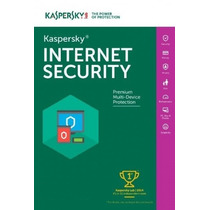 Kaspersky Internet Security 2016 - 1 Pc 1 Ano Lançamento