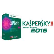 Kaspersky Internet Security 2.0.1.6 - Tempo Ilimitado