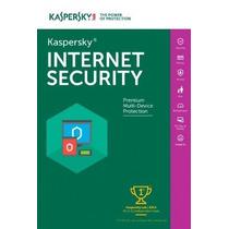 Kaspersky Internet Security 2016 - 3 Pcs 1 Ano Lançamento