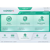 Kaspersky Pure Total Security 2016 - 3 Pcs - 1 Ano