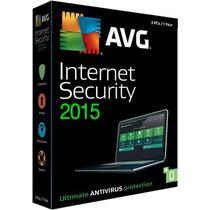 Avg Internet Security 2015 + Serial 100 % Original 3 Pc