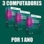 Kaspersky Internet Security 2015 1 Ano 3 Pcs (10 Unid.)