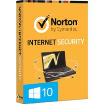 Norton Internet Security Original P/ 3 Pcs (1 Ano)