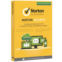 Norton Internet Security2016 1anos 3pc Ativaçao Online+conta