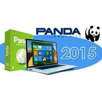 Antivirus Panda Pro 2015 Oem (1 Licença) Lacrado Original