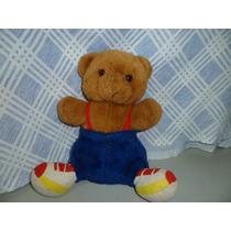 Ursinho De Pelucia Usado 25 Cm