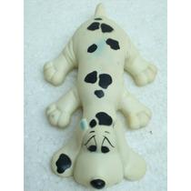 Brinquedo Antigo Estrela Cachorro De Vinil Snif Snif 80/90