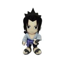 Plush Naruto Shippuden Sasuke Macio Boneca 8 Ge8901