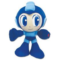 Plush Mega Man 10 Megaman Macio Boneca Ge8982