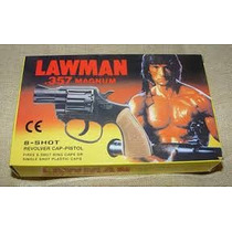 Brinquedo Do Rambo Lawman 357 - Envio No Mesmo Dia