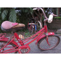Bicicleta Antiga Caloi Cecizinha Aro 20 - Para Restauro - Ax
