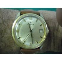 Relógio Edox X Micromado Aut, Calendário Lindo Perfeito