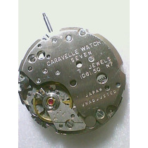 Caravelle Bulova - Maquina Cal 1061.50 N7 Funcionando