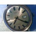 Timex Raro Data Self-wind Automatico 35mm Plaque- Coleção