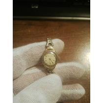 Relíquia! Relógio Bulova Em Ouro 10kl Goddess Of Time 1937!