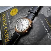 Relógio Edox Despertador Excelente Estado R06062015