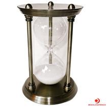 Ampulheta M 15 Minutos - Antigo Relógio Para Medir O Tempo